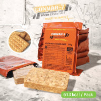108 x CONVAR-7 High Energy Bar - Multi Vitamin 125g