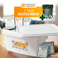 EF Emergency Food - 7 Days BUCKET