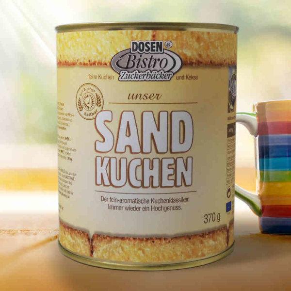 DosenBistro™ Sandkuchen (370g)