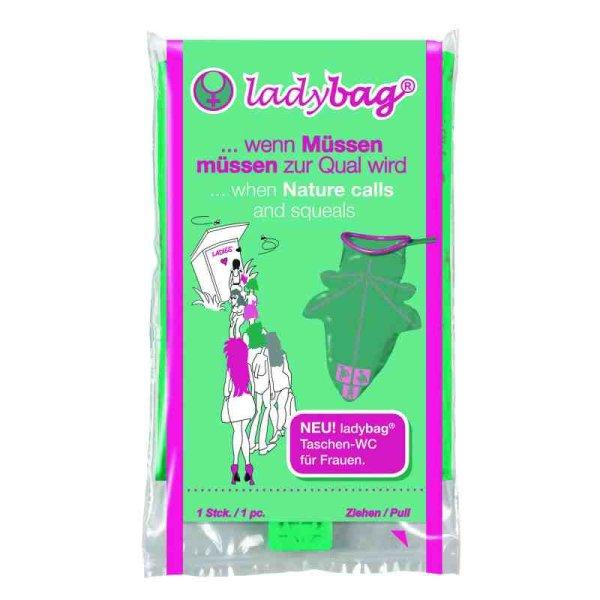 Ladybag Taschen WC für Frauen