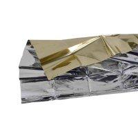 Origin Outdoors Gold/Silber Rettungsdecke
